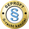 it-recht Kanzlei gepr�ft